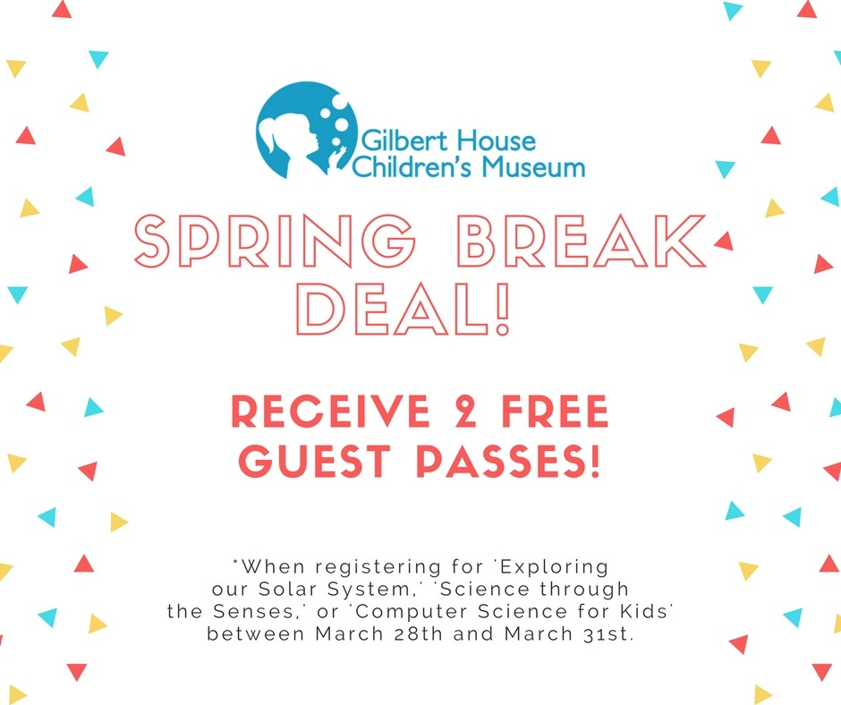 Spring Break deal