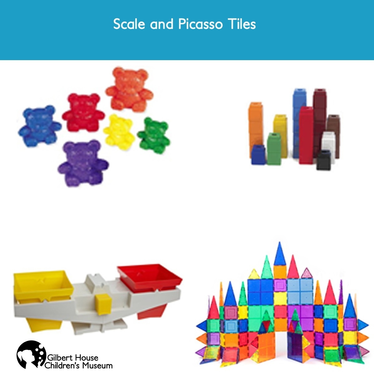 Scale and Picasso Tiles