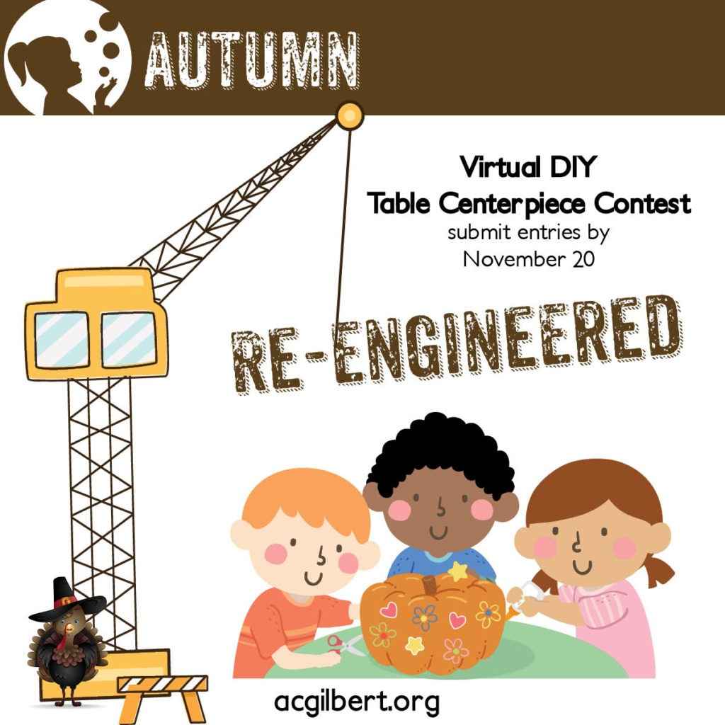 virtual diy centerpiece contest