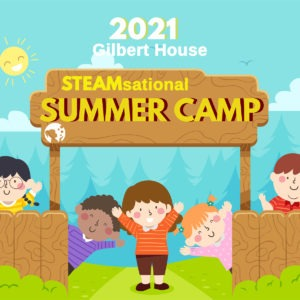 Summer Camp Ad Block