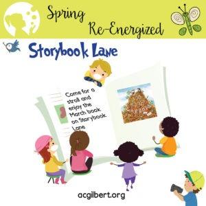 Storybook Lane March