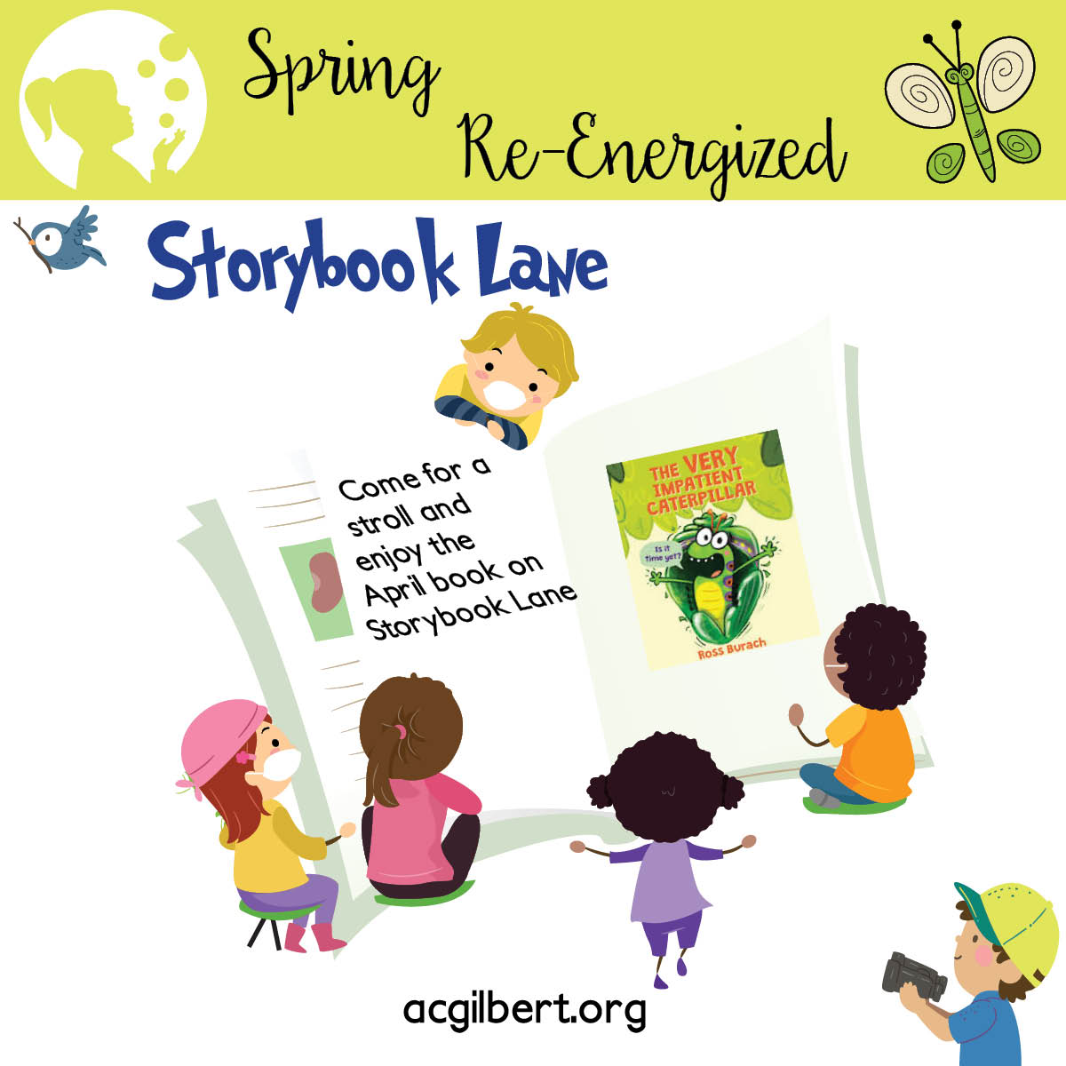 Storybook Lane April