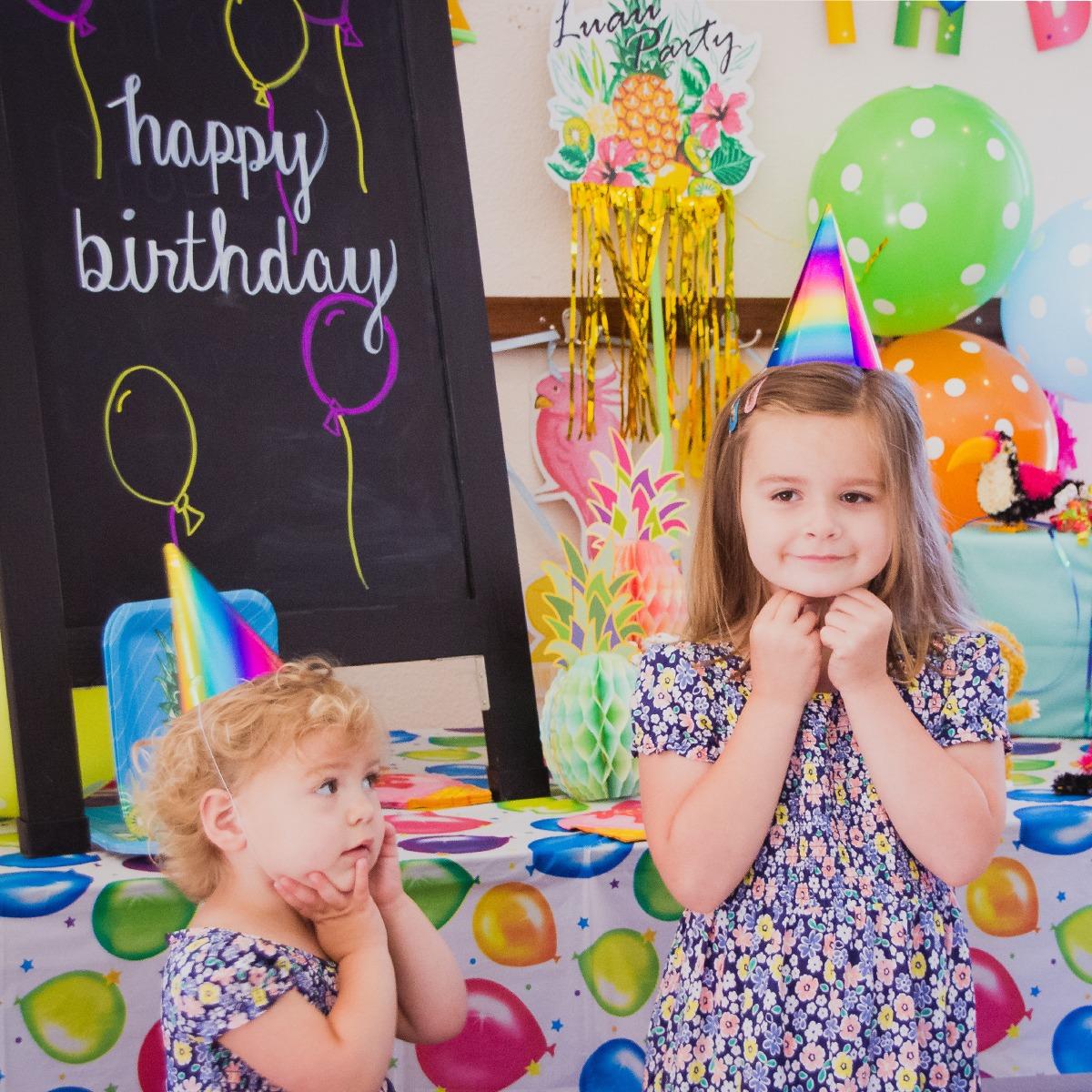 Happy Birthday 2 Girls