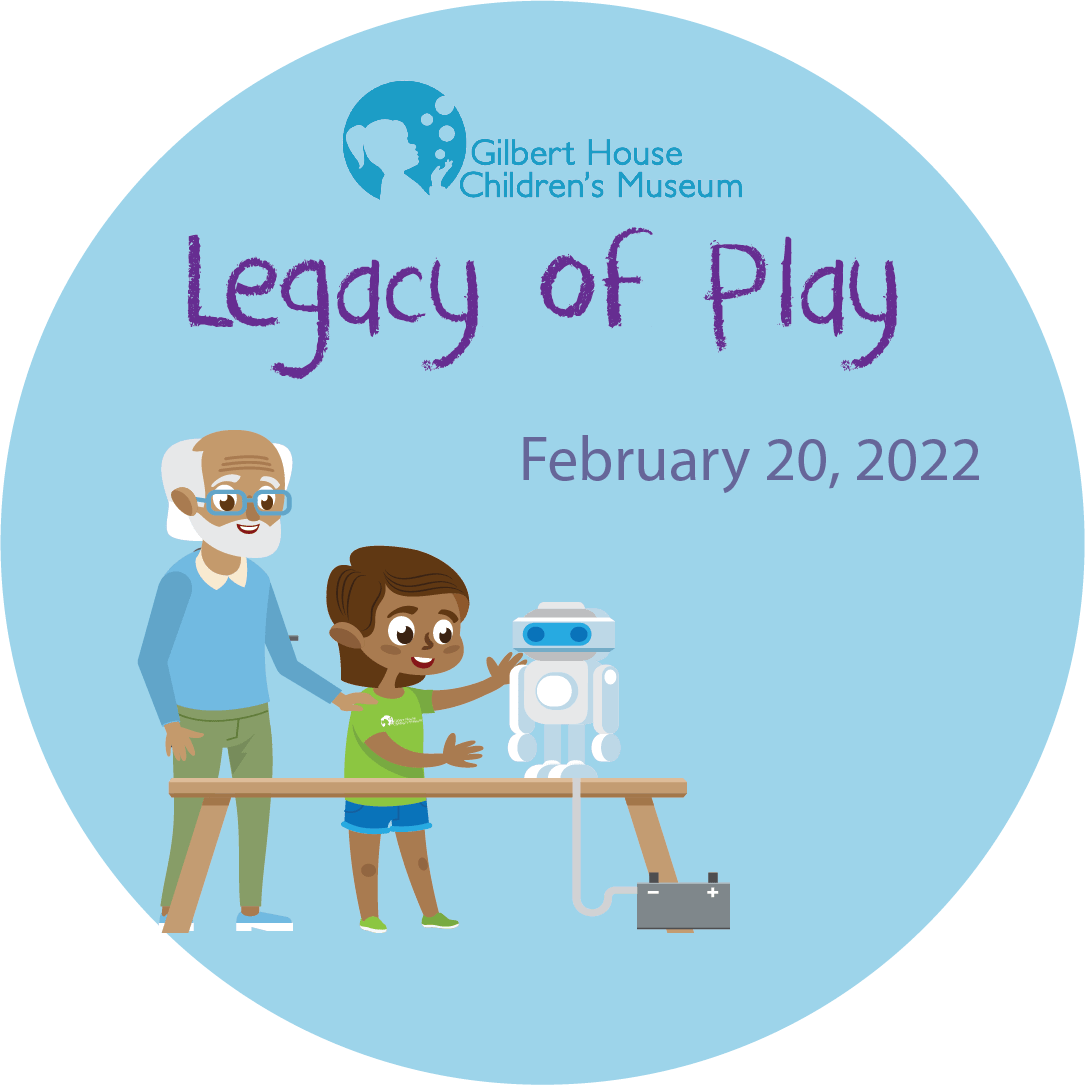 Legacy of Play Logo with date