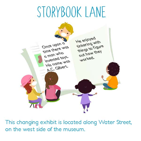 Storybook Lane for Web